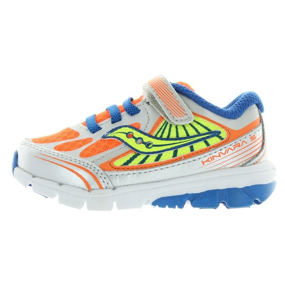 Saucony Other - Saucony Boys Baby Kinvara 5 Sports Sneakers Shoes
